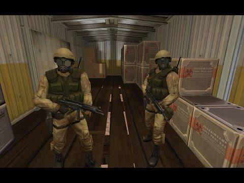 Counter-Strike: Condition Zero Deleted Scenes - Sandstorm