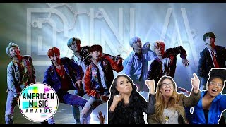 BTS (?????) DNA AMA PERFORMANCE LIVE REACTION || TIPSY KPOP MP3