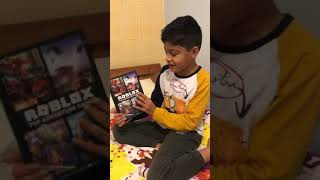 Roblox top adventure games book review