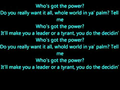 Power Trip  by Lecrae ft Andy Mineo, PRo & Sho Baraka) Mp3