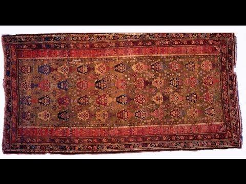 Карабахские ковры Азербайджана!