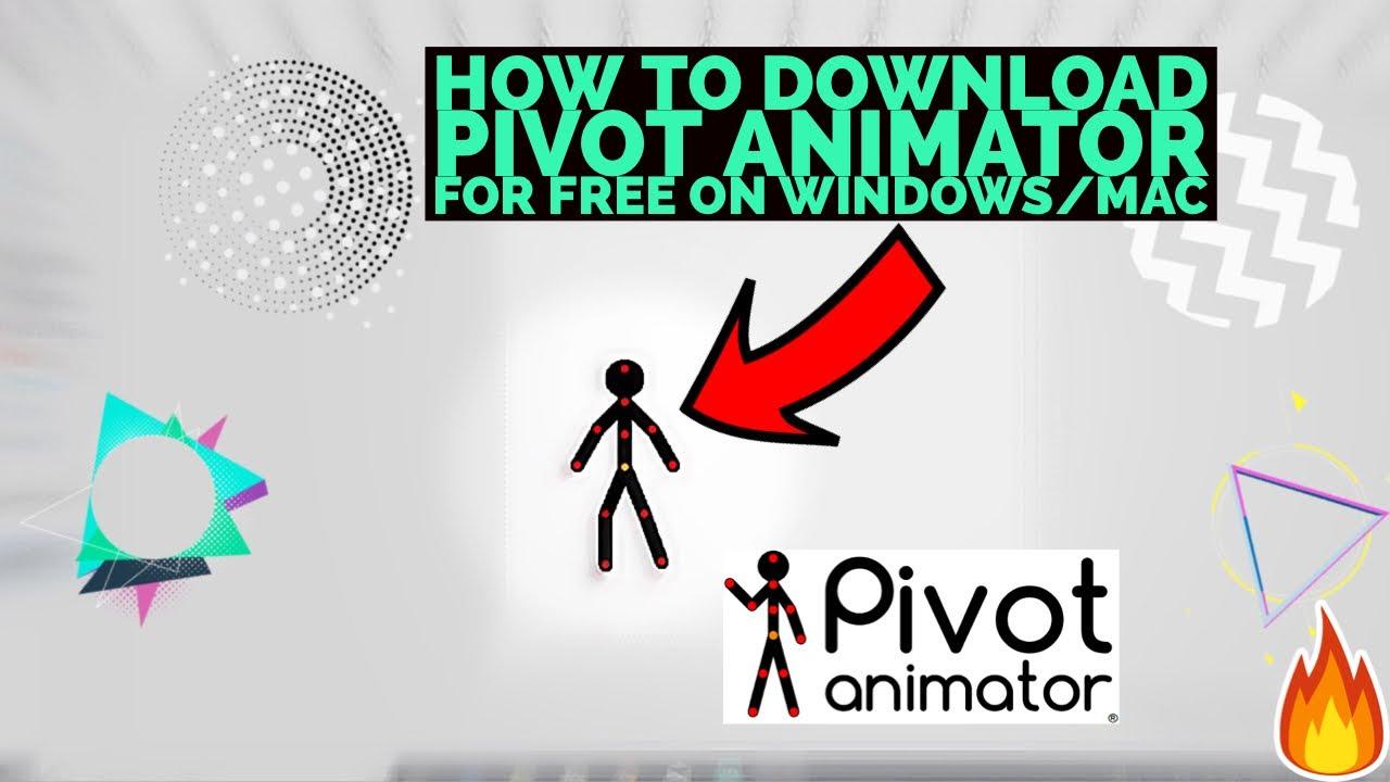 Pivot Animator For Mac