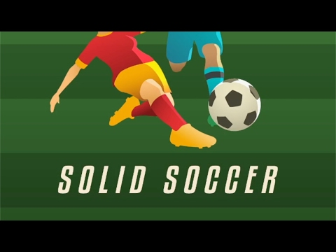 Solid Soccer Gameplay iOS