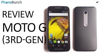 Moto G 3rd-Gen (Moto G3) Review - Best phone under Rs. 15000
