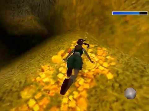 Tomb Raider 5: Chronicles: Level 10 Old Mill Walkthrough