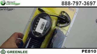Telephone Butt-Set for Phone Installation Tempo PE810