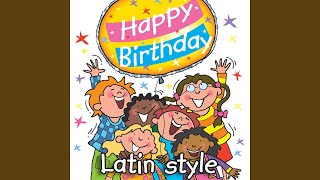 Happy Birthday - Latin Style