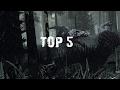 TOP 5 DES PIRES JEUX DE SURVIE !