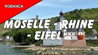 Germany - Moselle, Rhine & Eifel