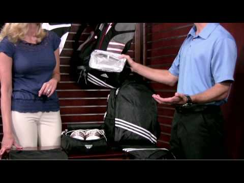adidas Golf University Travel Bags Overview