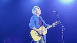 """""""The Worst"""" - The Rolling Stones - Keith Richards- No Filter"""" Tour - London Stadium - 25 May 2018"""
