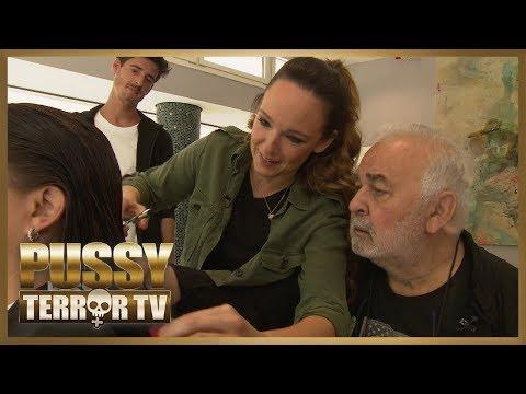 Schnipp,Schnapp - Haare ab! Carolins Praktikum bei Udo Walz - PussyTerror TV