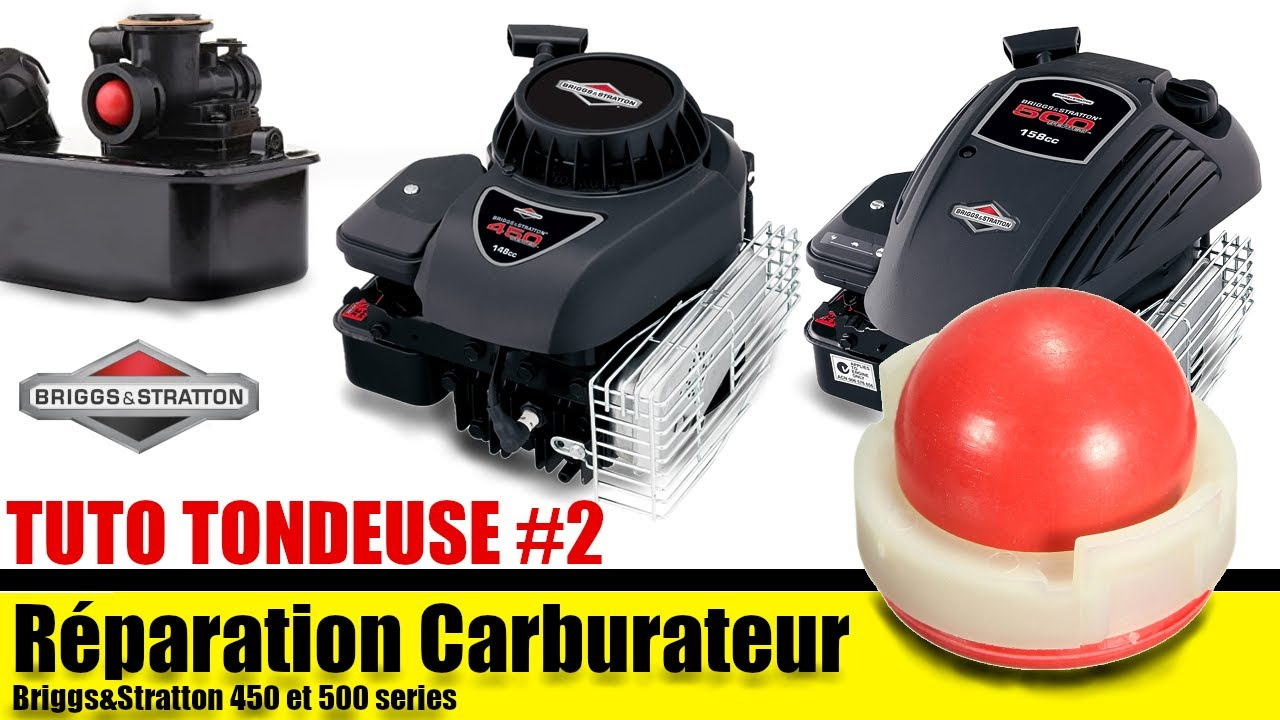 demontage carburateur briggs stratton mouvement uniforme de la voiture. Black Bedroom Furniture Sets. Home Design Ideas