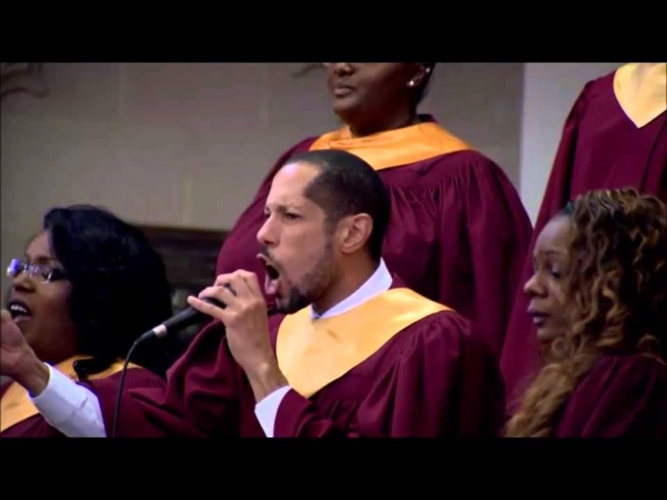 Stand - Abyssinian Baptist Church Choir - YouTube