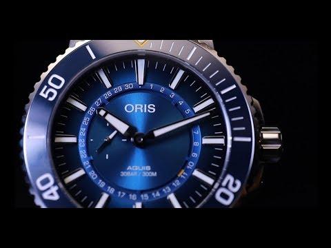 《ICON》X Oris: 海洋卫士