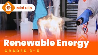 Renewable & Non-Renewable Energy   Fun Lesson for Kids (3rd, 4th and 5th Grade)