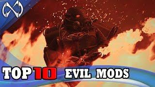 Fallout 4 Top 10 EVIL MODS