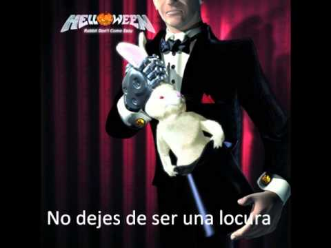 Helloween - Don't stop being crazy (sub. español)