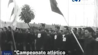 Campeonato atlético de novicios del Callao año 1940
