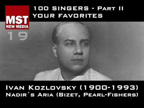 Part II  Your Favorites: IVAN KOZLOVSKY