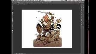 Как рисовать на компьютере - Jake Parker(Как рисовать на компьютере. Jake Parker Автор: Jake Parker Производитель: Society of Visual Storytelling Продолжительность: 02 часа..., 2016-02-19T14:40:49.000Z)