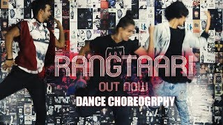 Rangtaari  | Loveyatri | Yo Yo Honey Singh | Dance Choreography By Priya Ashlee
