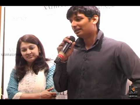 Jeeva and Supriya unveils Platinum Jewellery
