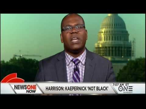 Rowland Martin- Colin Kaepernick Debate