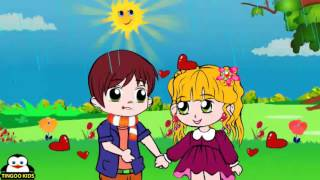 Nursery Rhyme | You Are My Sunshine | With Lyrics