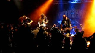 Hatesphere @ Sticky Fingers Festival - The Sickness Within