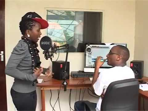 Kansiime Anne is a Musician with swagg on minibuzz