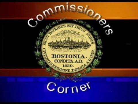 Commissioners Corner - Chris Osgood, Public Works Department - Promo