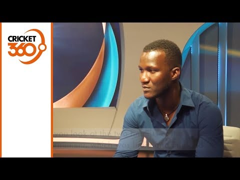 West Indies star Darren Sammy looks ahead to the Champions Trophy 2017