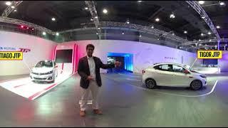 Tata Motor's Smart City in 360 VR I Auto Expo 2018 | Sponsored Feature I Autocar India