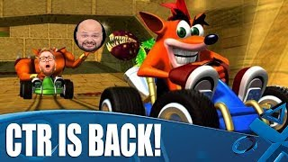 Nitro-Fueled Nostalgia - Original Crash Team Racing Gameplay
