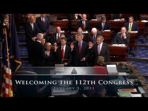 Welcoming the 112th Congress
