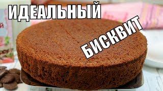 Бисквит для торта! Вкусный, пышный, воздушный - СЕКРЕТНЫЕ ФИШКИ!