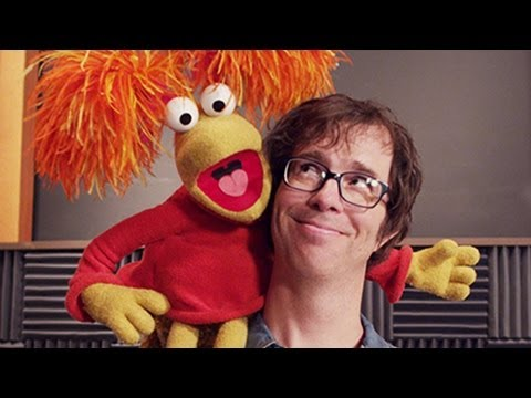 """Ben Folds Five """"DO IT ANYWAY"""" f. Fraggle Rock [Official Video]"""
