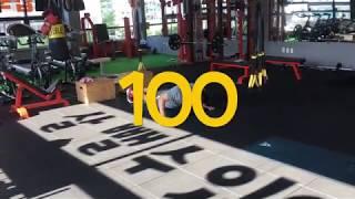 다이어트 정체기 극복운동방법 2탄 푸시업 1050개하기