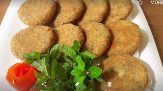 Tasty Aloo Tikki recipe