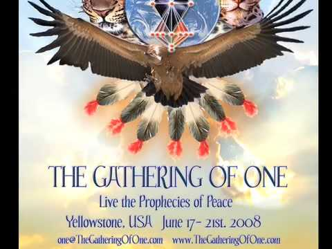 The Gathering of One ... Sow the Seeds of Peace