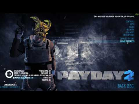 How To Use Full Clear Mod (PAYDAY 2 Tutorial Update)