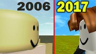 2006 Roblox vs 2017 Roblox jogos! Jogos antigos Roblox! (Jogabilidade Roblox)