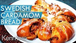 Swedish Cardamom Bread Recipe