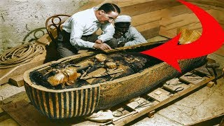 Workers That Pry Open Ancient Tomb Are Quickly Met With A Chilling Sight They Can't Explain