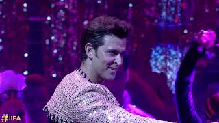 Hritik Roshan's performance at IIFA 2016 in Madrid