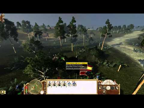 Empire Total War United Provinces Part 10 HD Invasion of South America