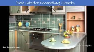 Design solutions for small kitchens | Best of Modern Kitchen Decor Ideas & Design Picture