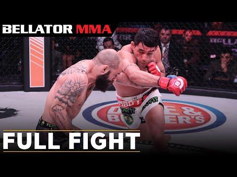 Bellator MMA: Emmanuel Sanchez vs. Sam Sicilia - FULL FIGHT