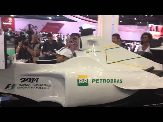 Felipe Massa Simulador